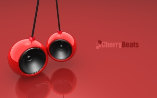 Cherry beats wallpapers and stock photos