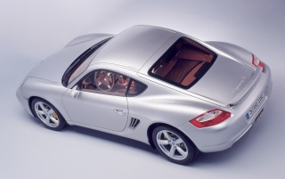 Next: Porsche Cayman