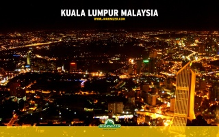 Kuala Lumpur Nights wallpapers and stock photos