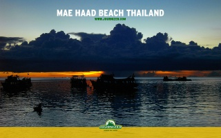Mae Haad Beach wallpapers and stock photos