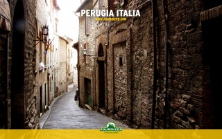 Perugia Italy wallpapers and stock photos