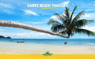 Sairee Beach wallpapers and stock photos