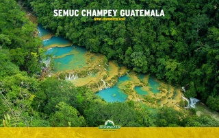 Semuc Champey wallpapers and stock photos