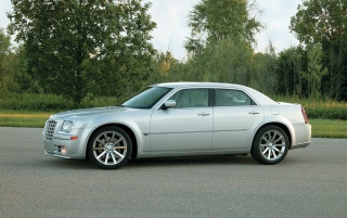 300C SRT 3 wallpapers and stock photos