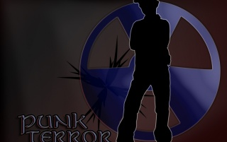 Punk Terror wallpapers and stock photos