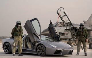 Next: Reventon and aircraft