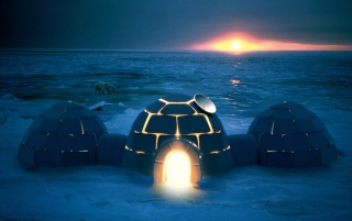 Igloo home wallpapers and stock photos