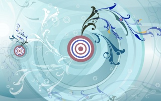 Bleu spiral vectors wallpapers and stock photos
