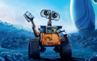 Wall-E robot picture wallpapers and stock photos