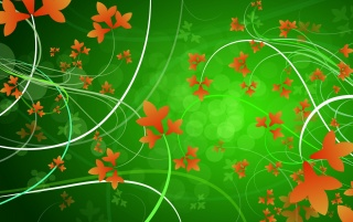 Leaves vectors wallpapers and stock photos