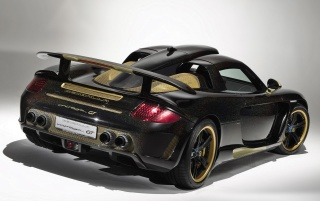 Gemballa GT rear wallpapers and stock photos
