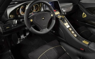 Gemballa GT dash wallpapers and stock photos