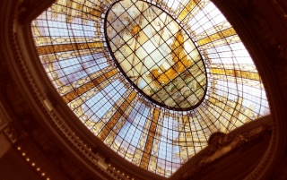 Glass roof wallpapers and stock photos