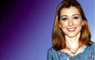 Alyson Hannigan 4 wallpapers and stock photos