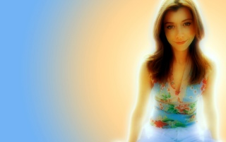 Alyson Hannigan 9 wallpapers and stock photos