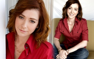 Alyson Hannigan 12 wallpapers and stock photos