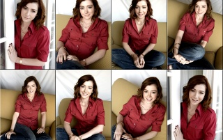 Alyson Hannigan 14 wallpapers and stock photos