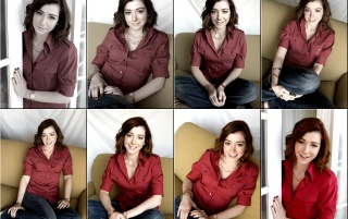 Alyson Hannigan 14 bis wallpapers and stock photos