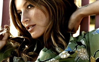 Gisele Bundchen 1 wallpapers and stock photos