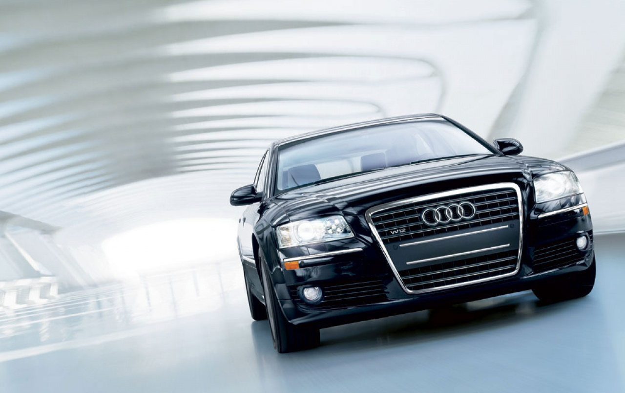 Audi W12 front wallpapers