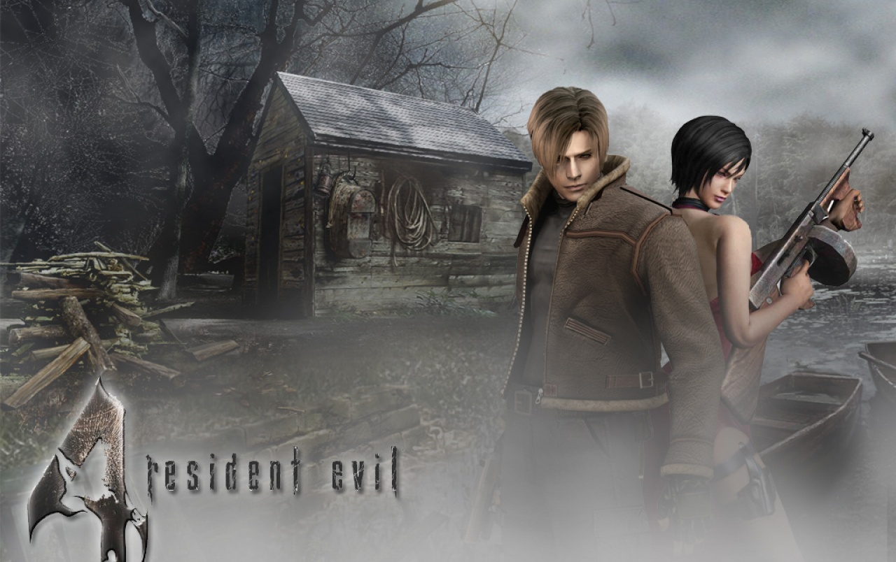Resident Evil4 Wallpapers Resident Evil4 Stock Photos