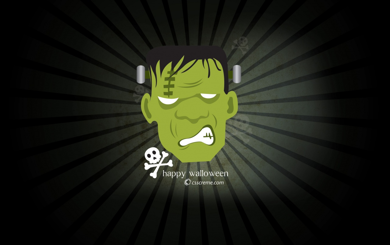 Green Frankenstein wallpapers