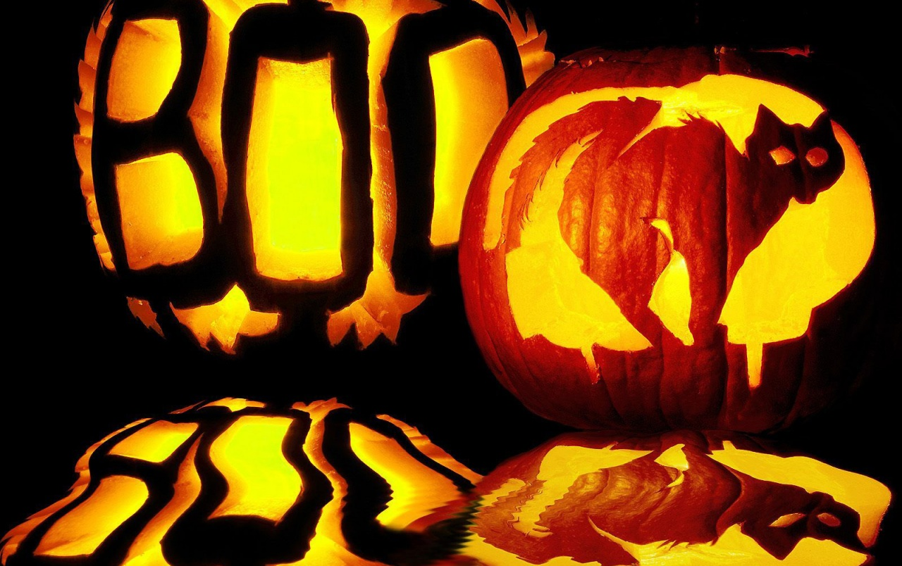 Boo Halloween wallpapers