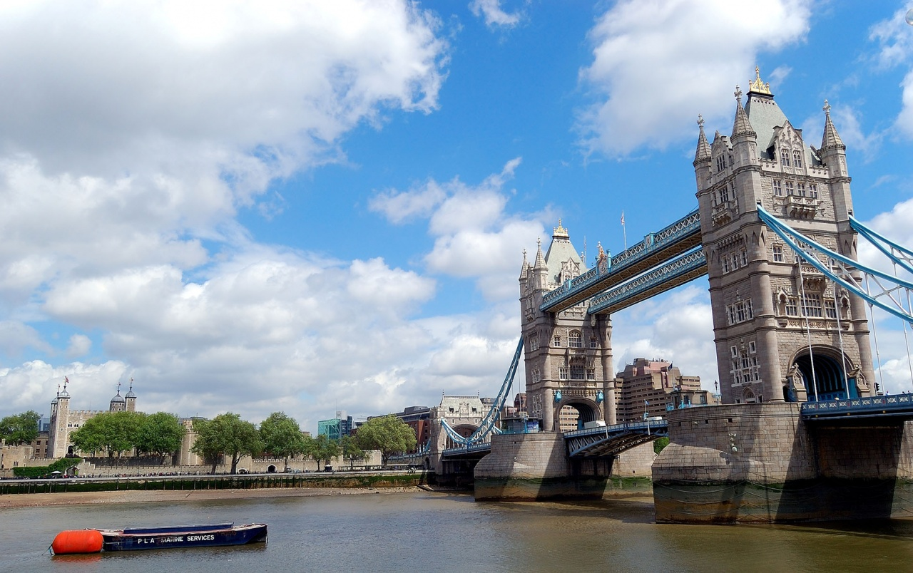 Tower Bridge London wallpapers