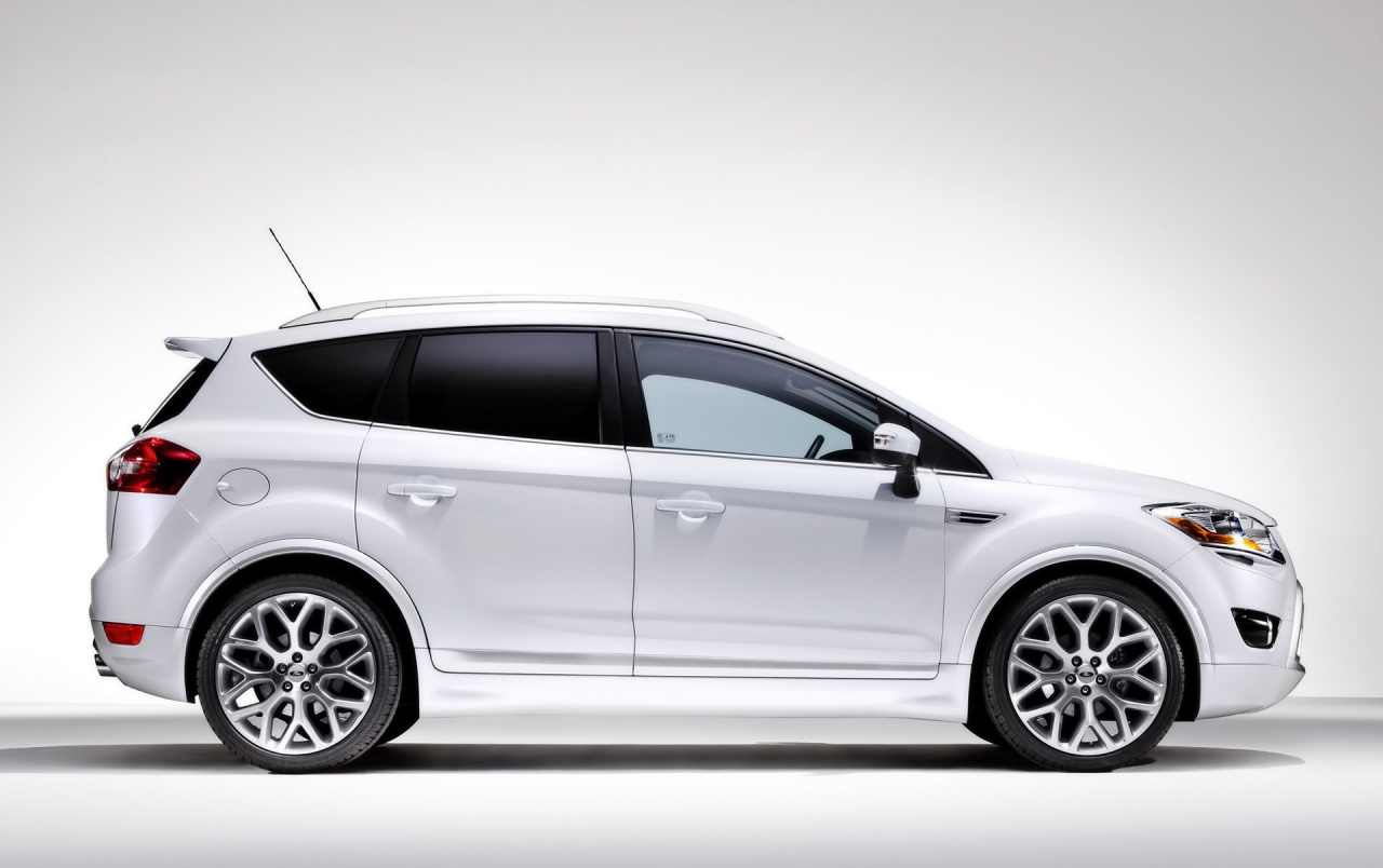 Ford Kuga Side Wallpapers