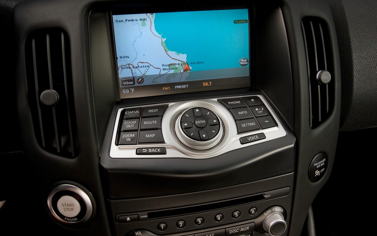 Nissan 370Z GPS wallpapers | Nissan 370Z GPS stock photos