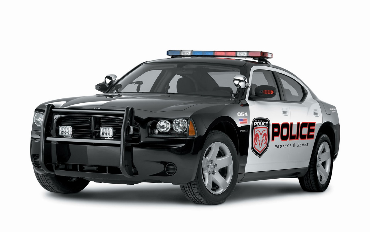 Charger Police car wallpapers
