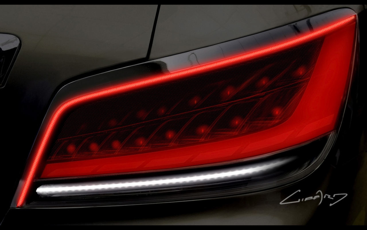 Invicta tail light wallpapers