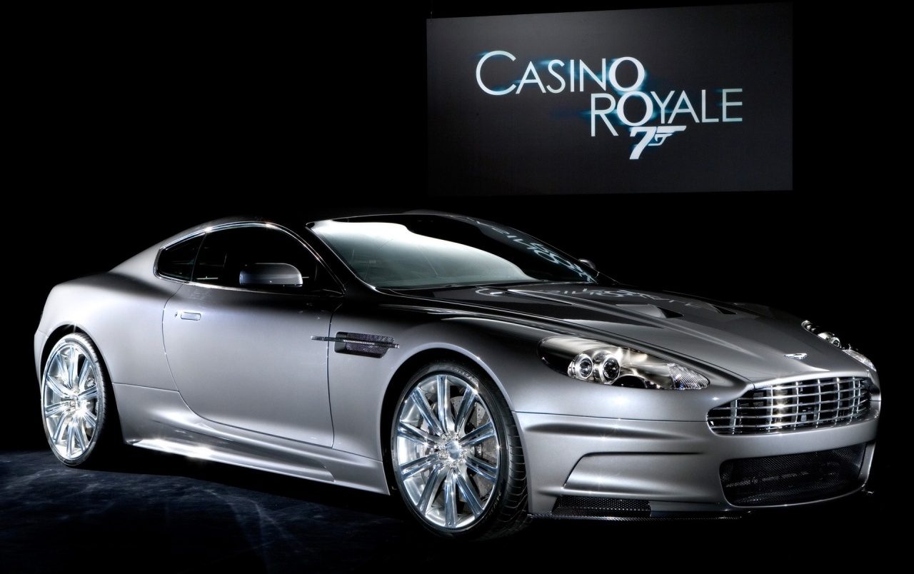 Casino Royale car wallpapers