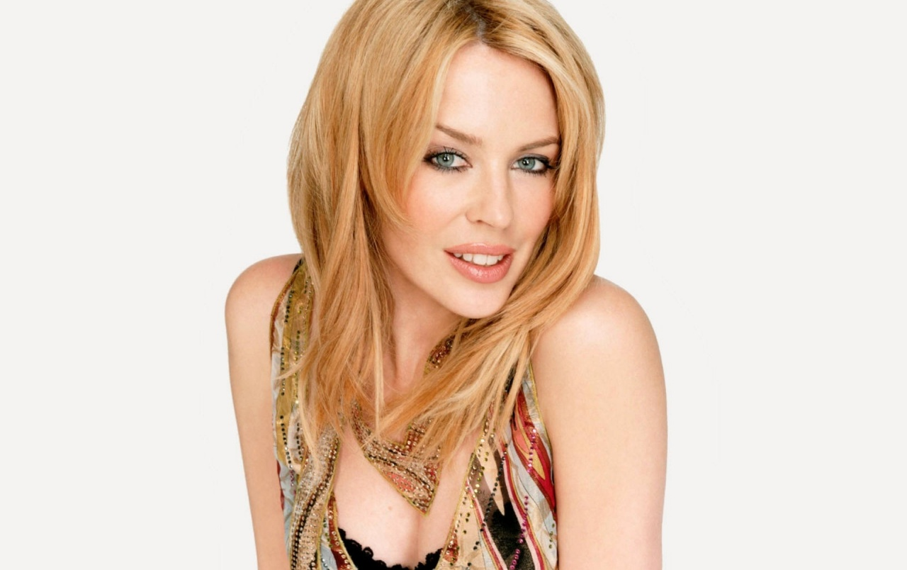 Kylie Minogue blanco wallpapers