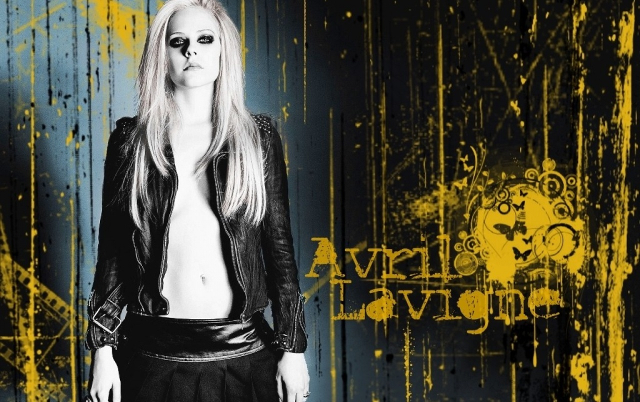 Avril Lavigne - Wallpaper wallpapers