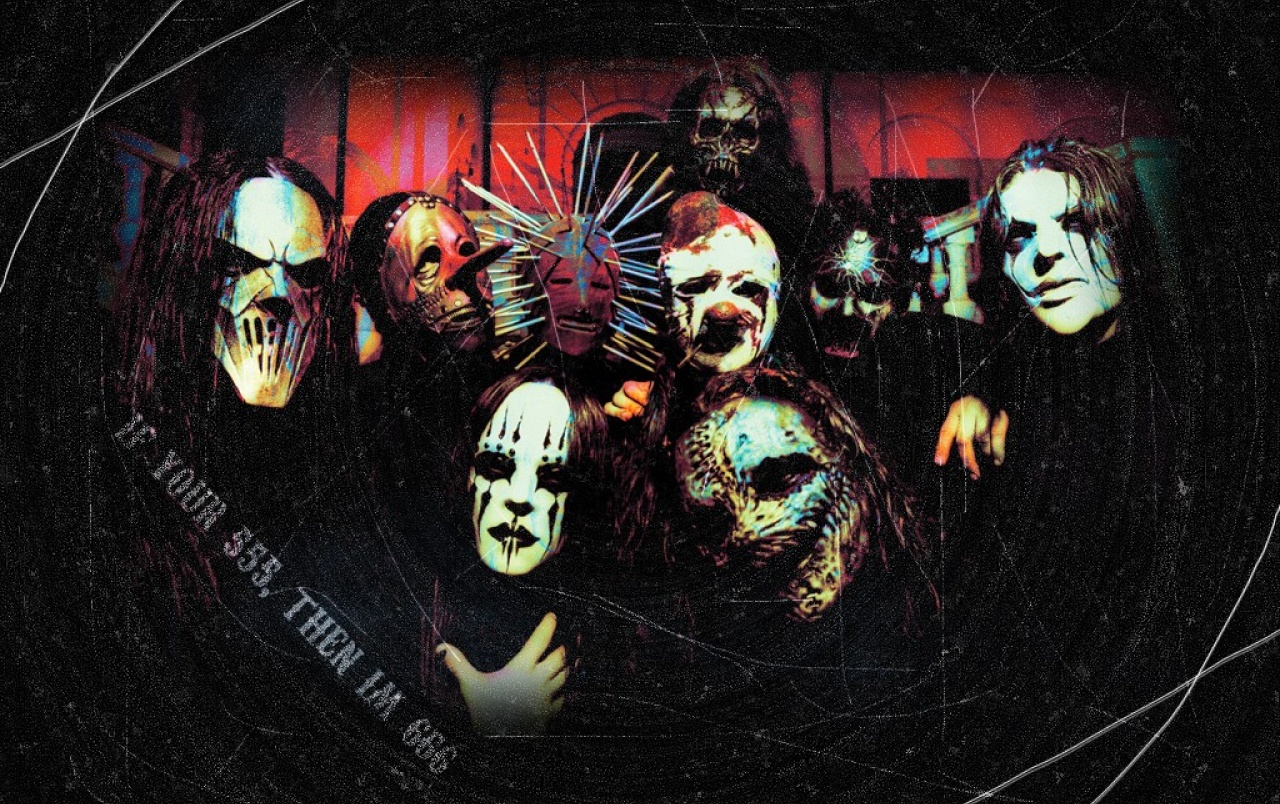 Slipknot - Fondo de pantalla wallpapers