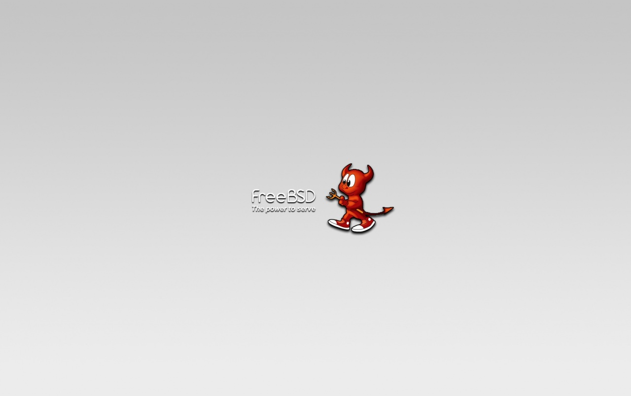 FreeBSD 6 grey wallpapers