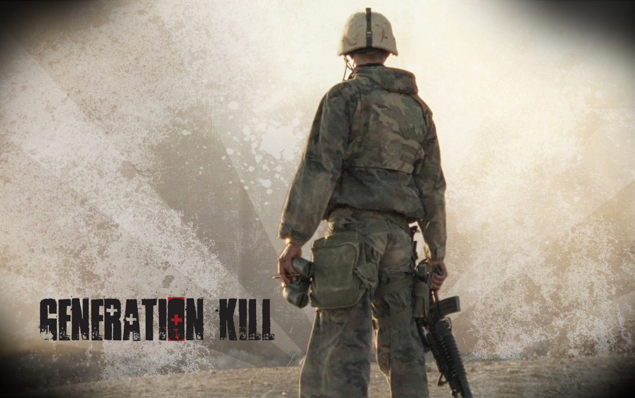 Generation Kill wallpapers