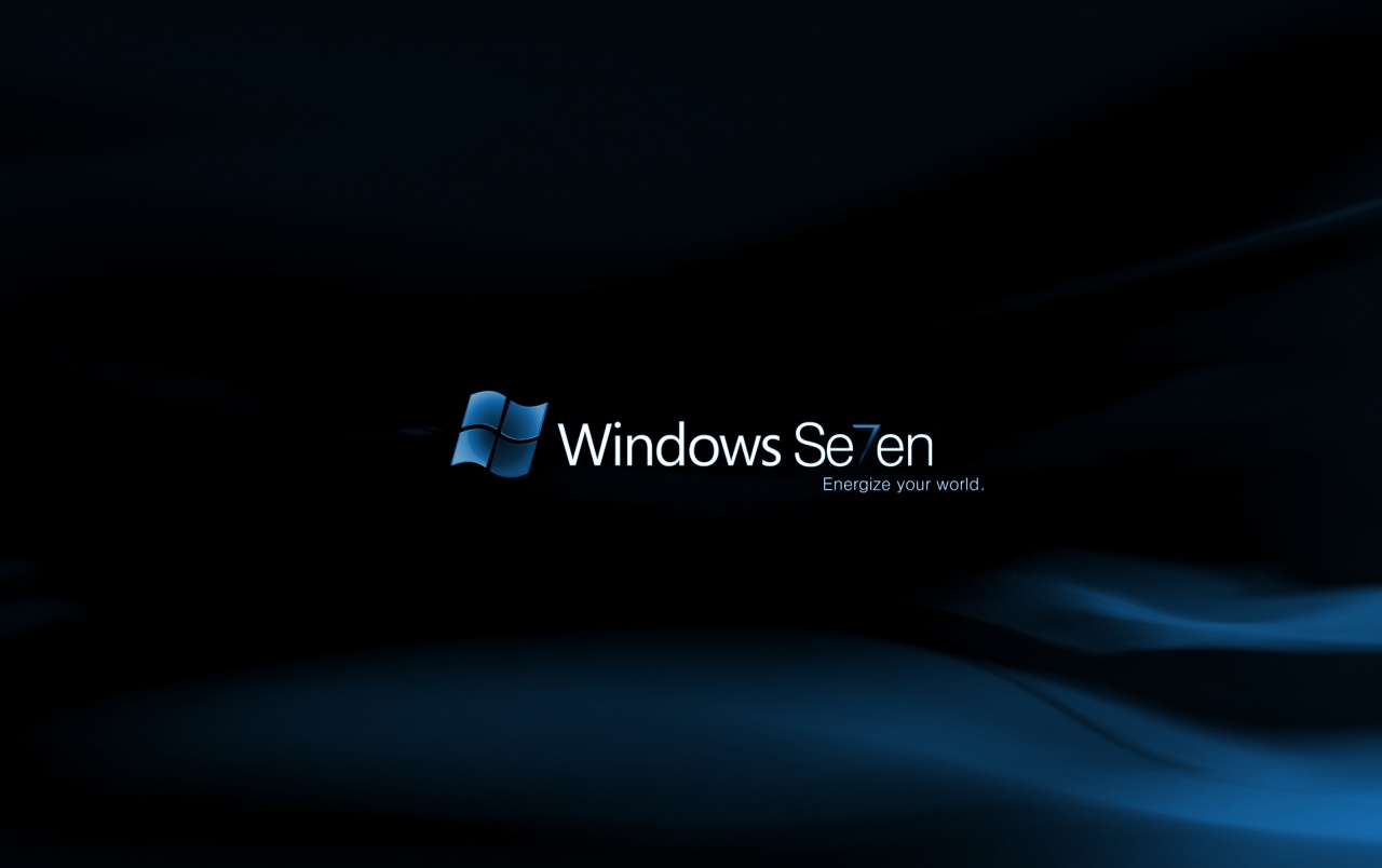 Windows Se7en Hintergrundbilder