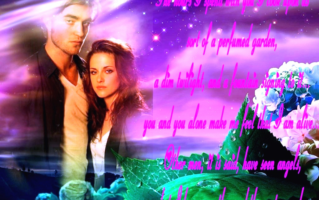 Edward & Bella wallpapers