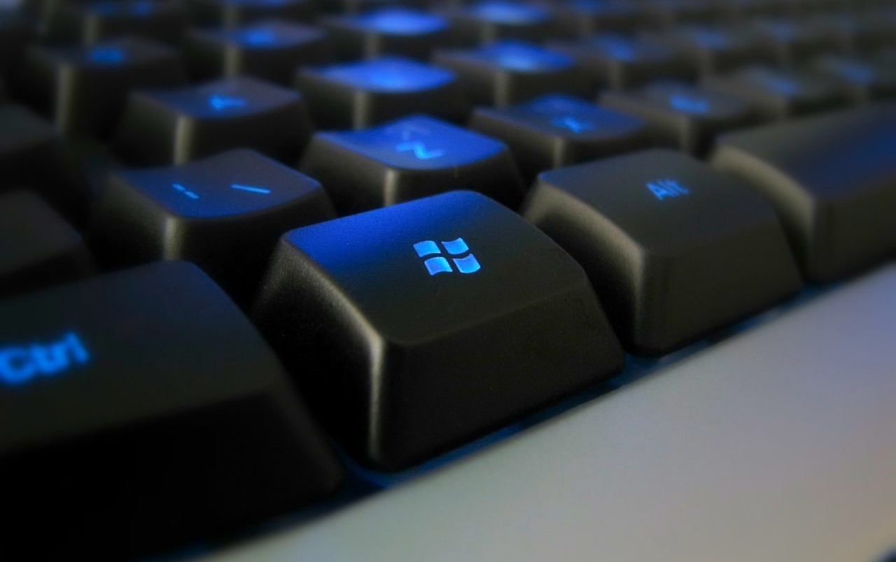 Windows key wallpapers