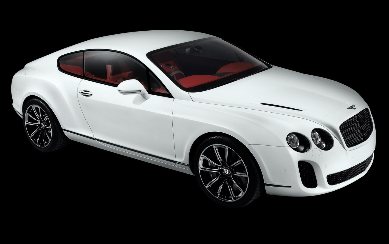 White Bentley Seite wallpapers