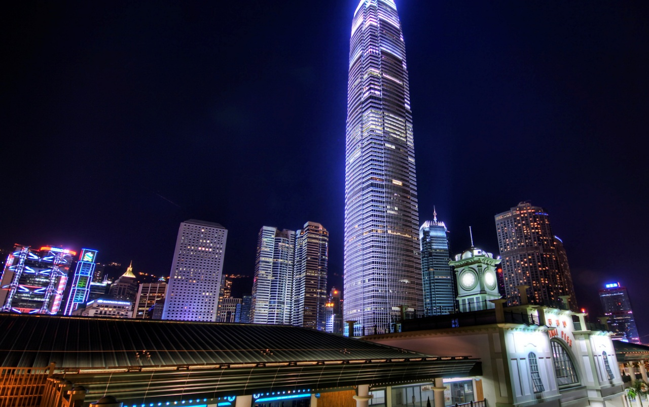 Very Tall Building Wallpapers