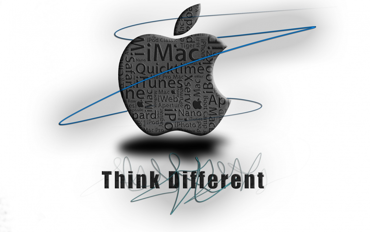 Think Different2 Wallpapers Think Different2 Stock Photos
