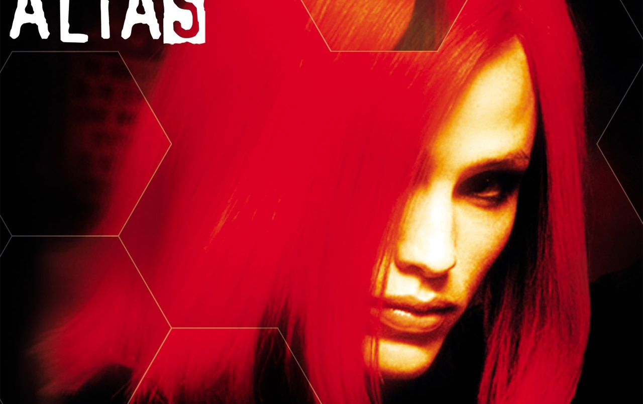 Alias girl with red hair wallpapers