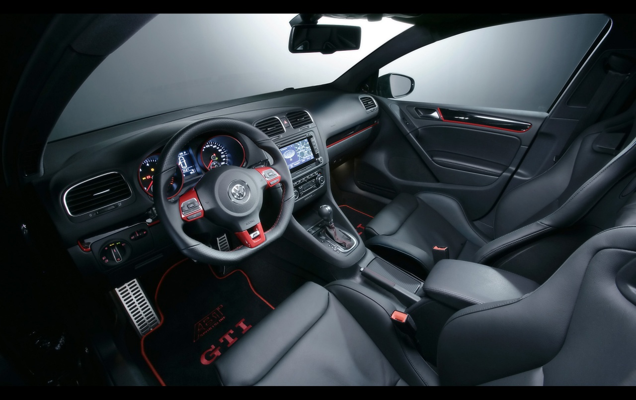 vw gti abt interior fondos de pantalla vw gti abt. Black Bedroom Furniture Sets. Home Design Ideas