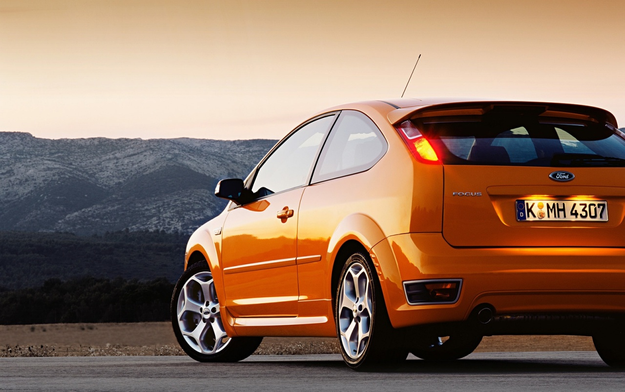 Ford Focus St 6 Wallpapers Ford Focus St 6 Stock Photos