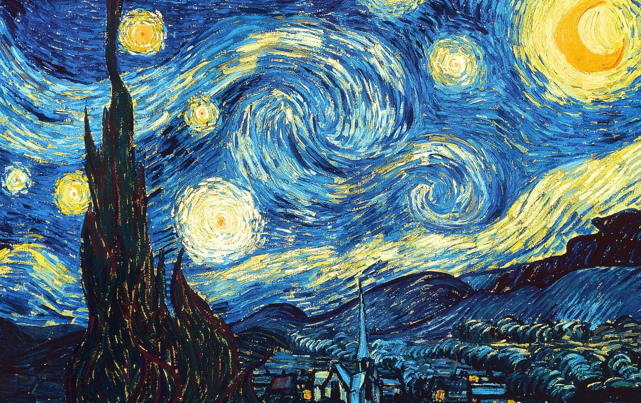 The Starry Night wallpapers