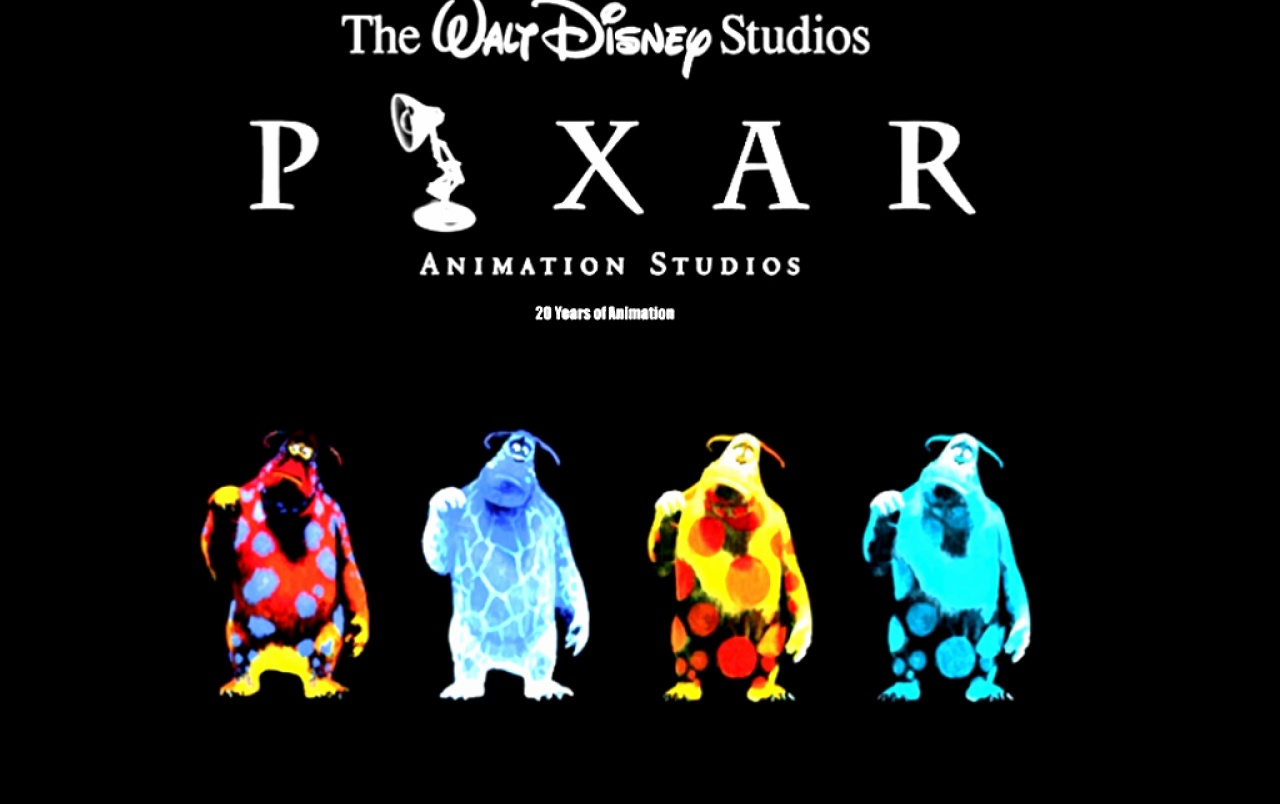 Pixar: 20 yrs. of Animation wallpapers