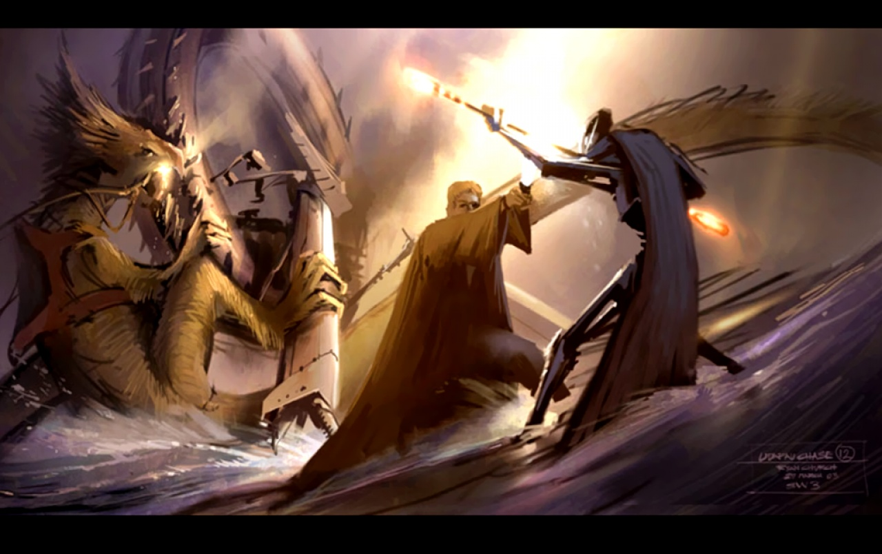 The Art Of Star Wars Iii Wallpapers The Art Of Star Wars Iii